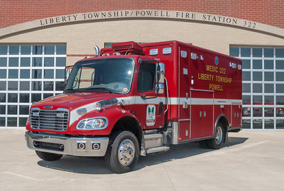 Liberty Twp FD M-322 2014 Horton Freightliner M2-106 a