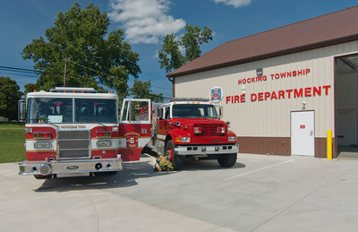 Hocking Twp Fire Dept #650 c