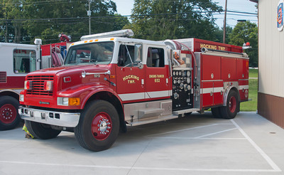 Hocking Twp Fire Dept ER-652 1999 Ferrara IH-Navistar 4900 500-1000 b
