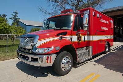 CFD M-11 2008 Horton IH-Navistar Durastar aaa