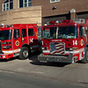 CFD E-14 2011 Sutphen Shield Series 1500-750 & 2004 Pierce Arrow XT aaaa