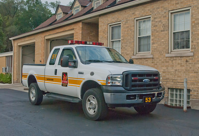 Grandview Hghts Div of Fire Bat 51-53 2006 Ford F-350 Extended Cab a