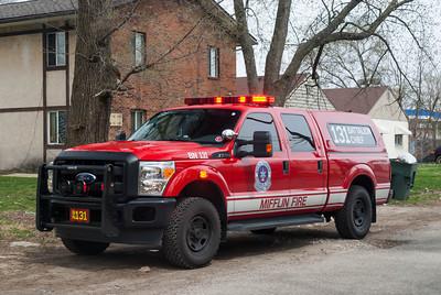 Mifflin Twp Batt-131 2010 Ford F-250 4x4 aaa