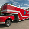 Washington Twp Fire Dept Haz93Mat 2007 Wells Cargo Trailer a