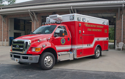 Washington Twp FD M-92 2013 Horton Ford F-650 a