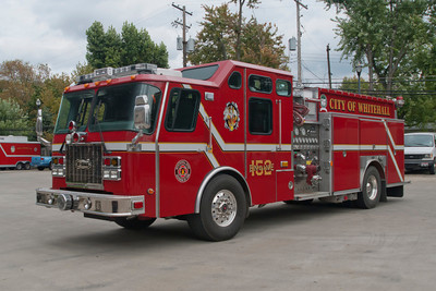 Whitehall Division of Fire E-152 1999 Emergency One Hurricane 1500-500 a