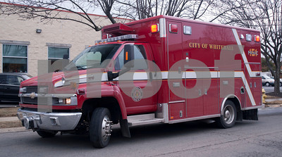 Whitehall Division of Fire M-151 Horton-Chevrolet Kodiak C4500 aa