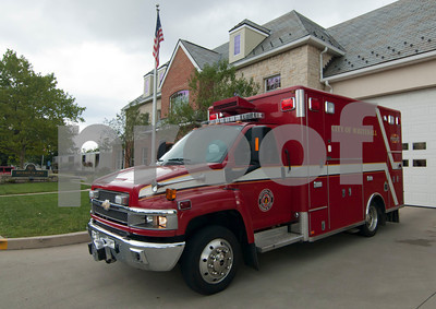 Whitehall Division of Fire M-151 Horton-Chevrolet Kodiak C4500 aaaa