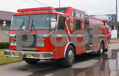 Whitehall Division of Fire E-151 1999 Emergency One Hurricane 1500-500 aaa