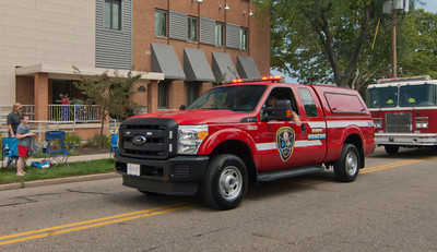 Lexington Twp Fire Dept Chief 2012 Ford F-250 Super Duty a