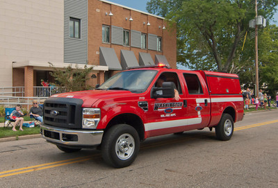 Washington Twp VFD U-6 F-250 a.