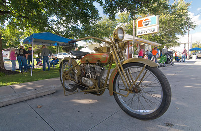 1929 Harley Davidson LT20 a