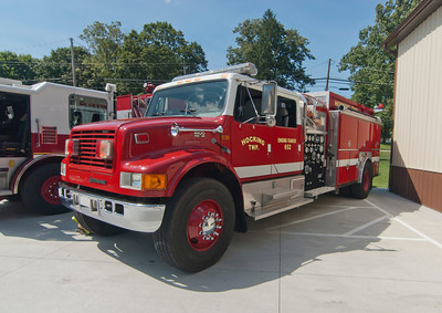 Hocking Twp Fire Dept ER-652 1999 Ferrara IH-Navistar 4900 500-1000 c