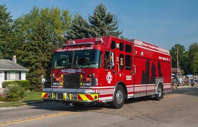 Violet Twp Fire Dept Res592Cue
