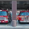 CFD L-1-2007 American-LaFrance- LTI 110' & CFD L-1 1991-Simon-Duplex- LTI 110' aa