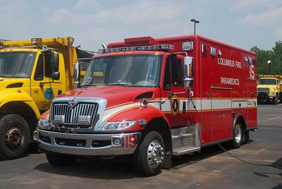 CFD M-15 2010 Horton IH-Navistar Duramax aaa