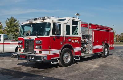 Jackson Twp Fire Dept E-201