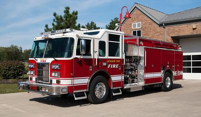 Jackson Twp Fire Dept E-204