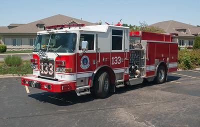 Mifflin Division of Fire E-133