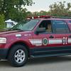 Washington Twp FD Batt-91 2007 Ford Expedition aaaaa