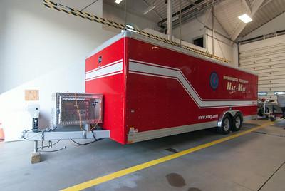 Washington Twp Fire Dept Haz93Mat Wells Cargo Trailer a