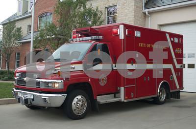 Whitehall Division of Fire M-151 Horton-Chevrolet Kodiak C4500 aaa