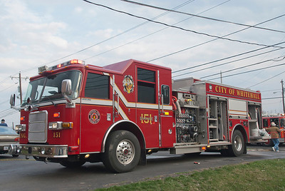 Whitehall Division of Fire E-151 2007 Pierce Enforcer 1500-500 aaa