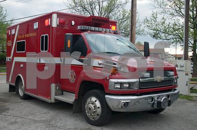 Whitehall Division of Fire M-152 Horton-Chevrolet Kodiak C4500 aa