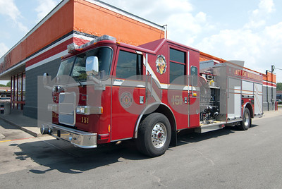 Whitehall Division of Fire E-151 2007 Pierce Enforcer 1500-500 aaaa