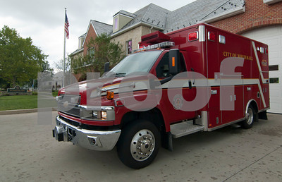 Whitehall Division of Fire M-152 Horton-Chevrolet Kodiak C4500 aaaa