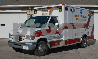 Buckeye Lake Village FD M-422 Horton Ford Super Duty aa