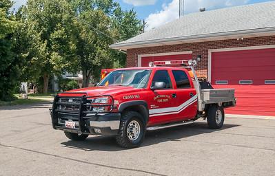 Hartford Volunteer Fire Dept Grass-969