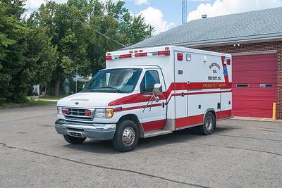 Hartford Volunteer Fire Dept M-969