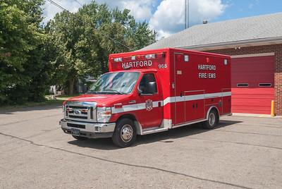 Hartford Volunteer Fire Dept M-968