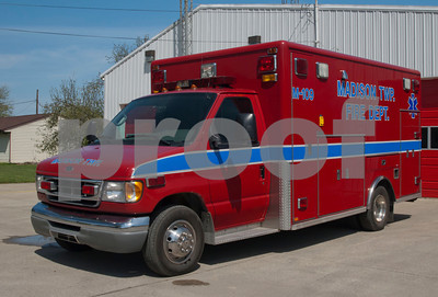Madison Twp FD M-109 2000 Horton Ford Super Duty Type 3 aaa