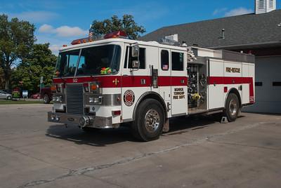 Monroe Twp Fire Dept E-502
