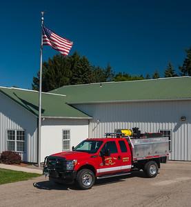 Newark Twp Fire Department Brush 547