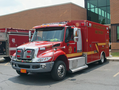 West Licking Fire District M-403