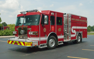 West Licking Fire District E-403