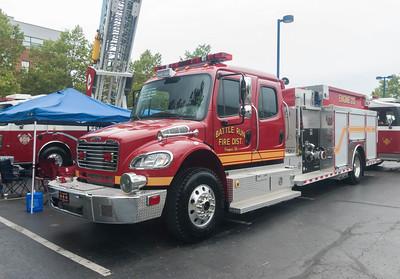 Battle Run Fire District E-212