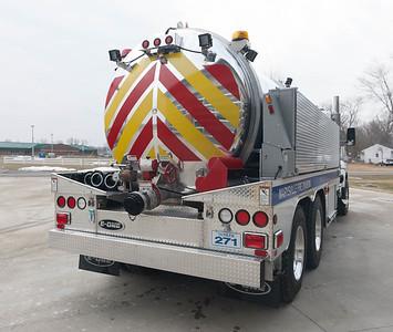 Marysville Fire Department T-271 2015 E-One Kenworth T370 750-3000 c